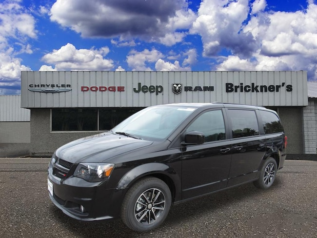New 2018 Dodge Grand Caravan SXT Passenger Van near Wausau, WI
