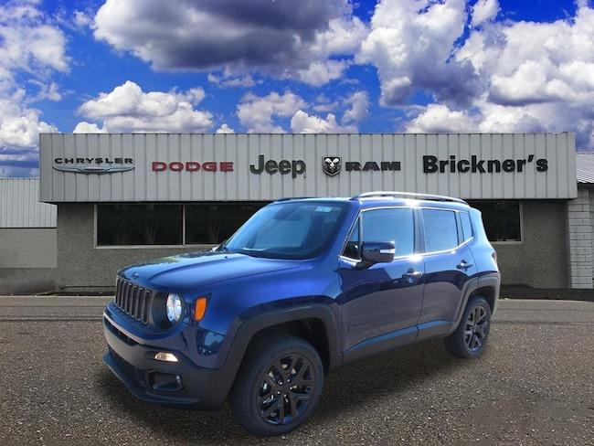 New 2018 Jeep Renegade ALTITUDE 4X4 Sport Utility near Wausau, WI