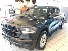 New 2020 Ram 1500 BigHorn Crew 4x4 Crew Cab 1C6SRFFT5LN185325 for sale in Antigo, WI