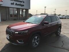2021 Jeep Cherokee LIMITED 4X4 Sport Utility for sale in Antigo, WI