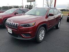 2020 Jeep Cherokee LATITUDE 4X4 Sport Utility 1C4PJMCB9LD554604 for sale in Antigo, WI