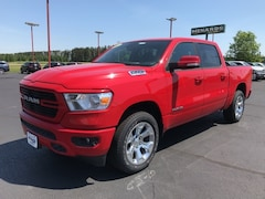 New 2020 Ram 1500 BigHorn Crew 4x4 Crew Cab 1C6SRFFT2LN206227 for sale in Antigo, WI
