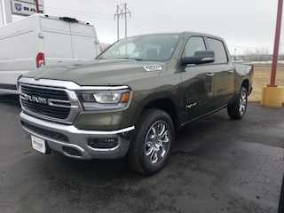 New 2020 Ram 1500 BIG HORN CREW CAB 4X4 5'7 BOX Crew Cab 1C6SRFFTXLN301828 for sale in Antigo, WI