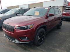 2019 Jeep Cherokee ALTITUDE 4X4 Sport Utility 1C4PJMLX2KD433522 for sale in Antigo, WI