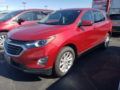 2018 Chevrolet Equinox LT AWD SUV 3GNAXSEVXJS505643 for sale in Antigo, WI
