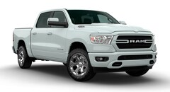 New 2020 Ram 1500 BIG HORN CREW CAB 4X4 5'7 BOX Crew Cab 1C6SRFFT8LN106522 for sale in Antigo, WI