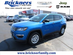 2017 Jeep Compass Sport FWD SUV 3C4NJCAB3HT690569 for sale in Antigo, WI