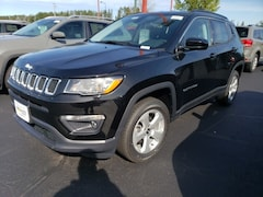 2020 Jeep Compass LATITUDE 4X4 Sport Utility 3C4NJDBB5LT100370 for sale in Antigo, WI