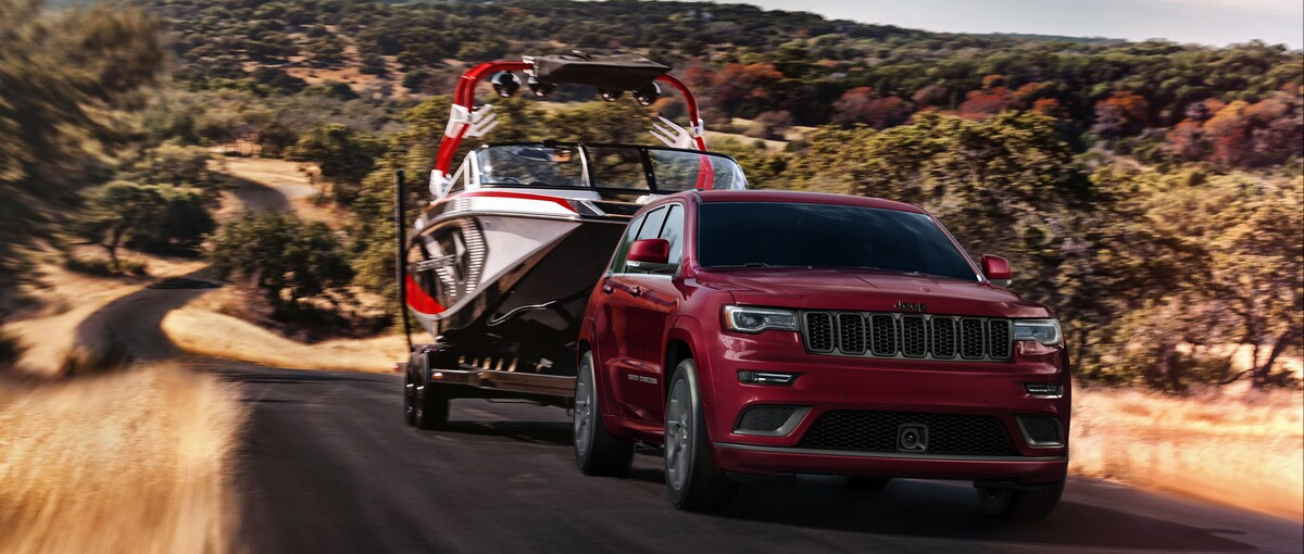 Jeep Grand Cherokee Altitude SUV