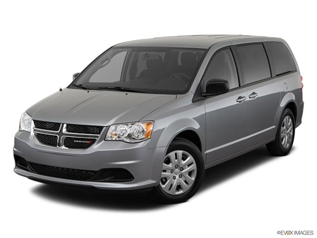 New 2018 Dodge Grand Caravan Passenger Van in Wausau