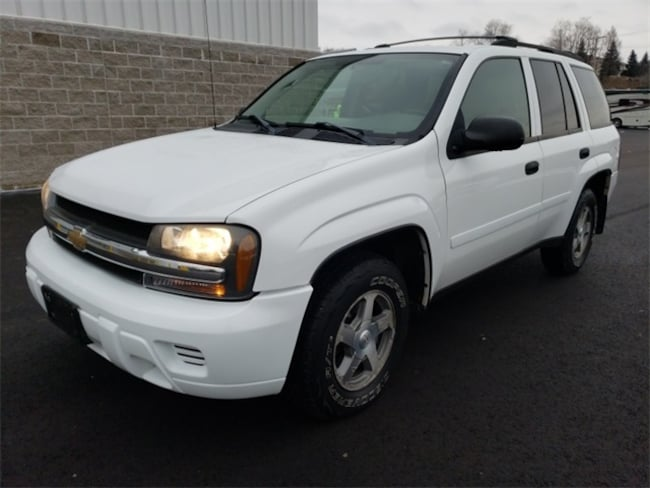 Used 2006 Chevrolet Trailblazer Ls For Sale In Wausau Wi