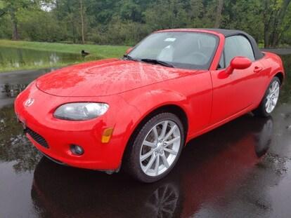 Used 2006 Mazda Miata Sport For Sale in Wausau, WI | Brickner's of Wausau |  6401B