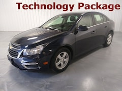 Used 2016 Chevrolet Cruze Limited in Wausau