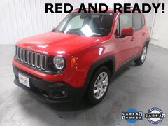 Used 2018 Jeep Renegade For Sale in Wausau, WI