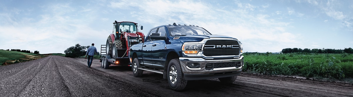 2019 RAM 2500 Big Horn Crew  Cab 6ftBox