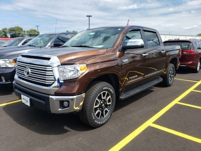 2016 Toyota Tundra For Sale >> Used 2016 Toyota Tundra Limited For Sale In Wausau Wi Brickner S Of Wausau 6538a