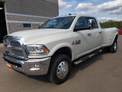 Ram 3500 Truck >> Used 2016 Ram 3500 Laramie For Sale In Wausau Wi Brickner S Of Wausau A640