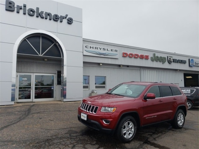 Used 2014 Jeep Grand Cherokee In Wausau