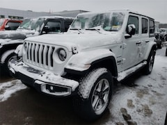 New 2019 Jeep Wrangler Sport Utility in Wausau