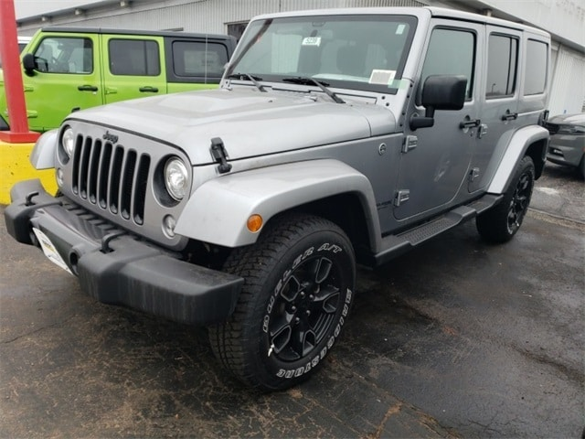 2018 Jeep Wrangler Unlimited Sport Utility