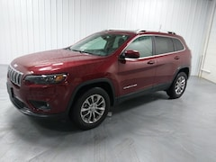 Used 2019 Jeep Cherokee For Sale in Wausau, WI