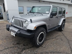 New 2018 Jeep Wrangler Unlimited Sport Utility in Wausau