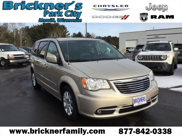 Used 2013 Chrysler Town Country Touring For Sale Merrill Wi 8157b