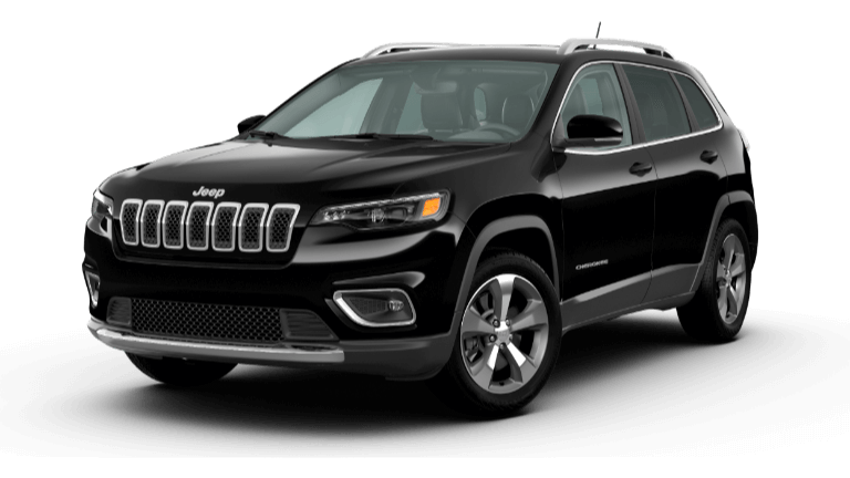 2021 Jeep Cherokee Limited Trim