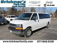2017 Chevrolet Express Passenger LT 3500 LT 3500  Extended Passenger Van