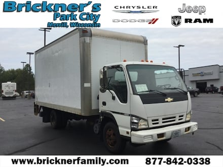 2007 Chevrolet W4500 CAB Over Truck