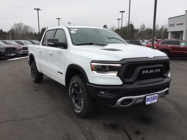 2019 Ram 1500 Rebel Crew Cab 4x4 5 7 Box For Sale In Merrill Wi 31180