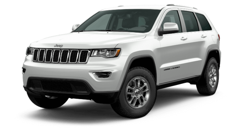 2021 Jeep Grand Cherokee Laredo E - Bright White
