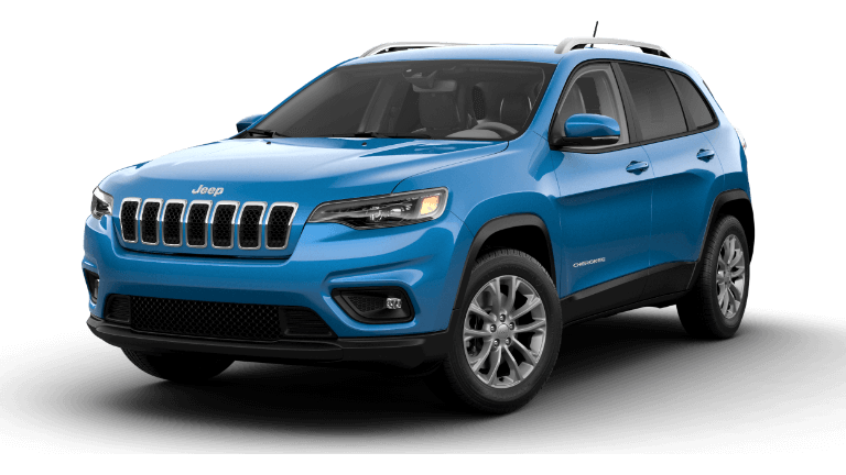 2021 Jeep Cherokee Latitude Lux Lease Offer