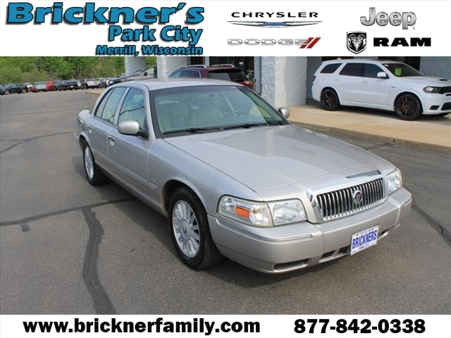 Used 2010 Mercury Grand Marquis Ls For Sale Merrill Wi 29486b