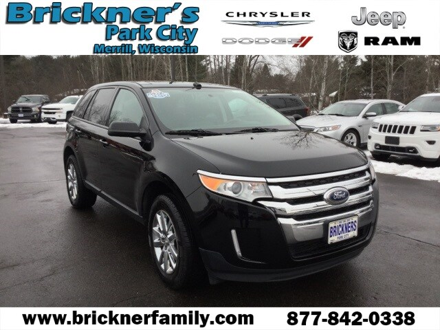 Used 2012 Ford Edge Sel For Sale Merrill Wi 31156a