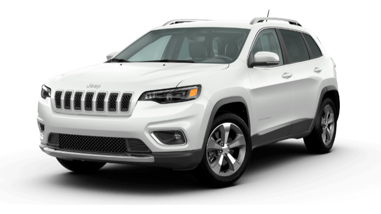 2021 Jeep Cherokee Limited Bright White
