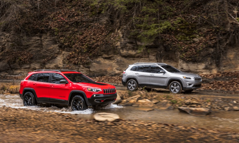 2021 Jeep Cherokee Inventory