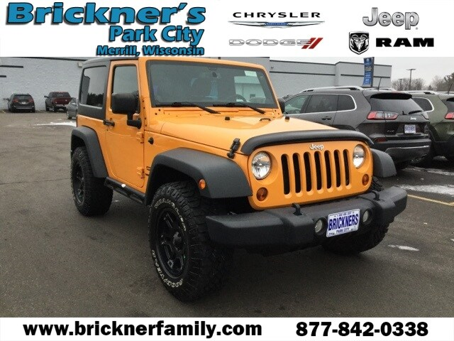 Used 2013 Jeep Wrangler Sport For Sale Merrill Wi 30558c