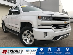 2018 Chevrolet Silverado 1500 LTZ**Leather | backup cam | One Owner**