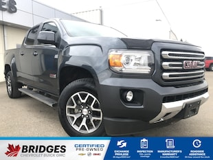 2015 GMC Canyon 4WD SLE**One Owner | remote start | Backup cam** Crew Cab Pickup