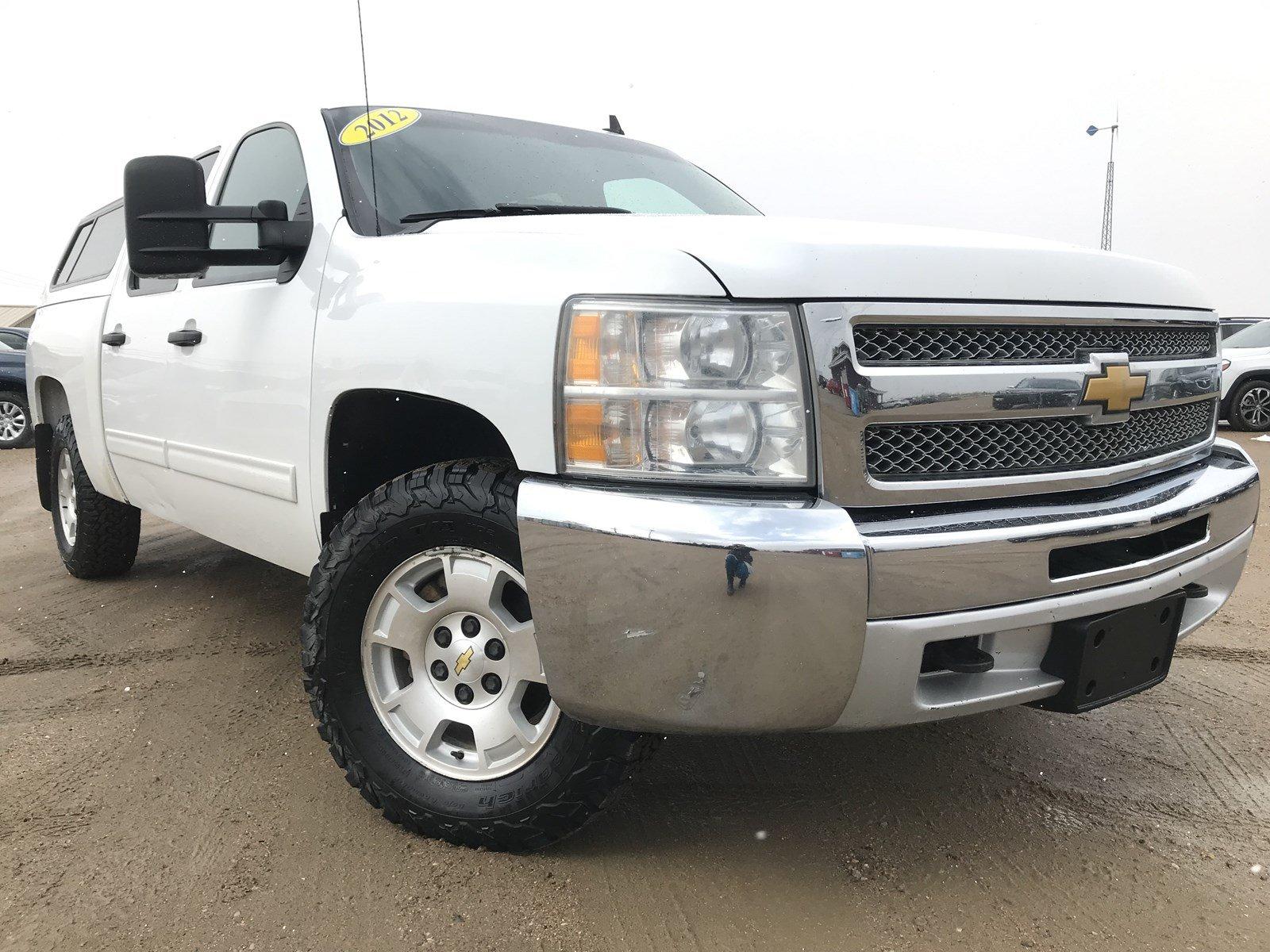2012 Chevrolet Silverado 1500 LT**sold** Crew Cab Pickup