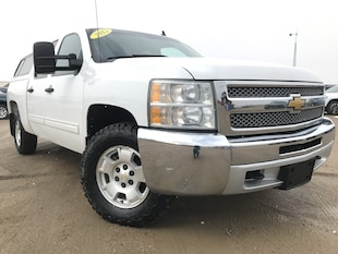 2012 Chevrolet Silverado 1500 LT**AS TRADED SPECIAL** Crew Cab Pickup