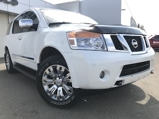 2015 Nissan Armada Platinum Edition**loaded** Sport Utility
