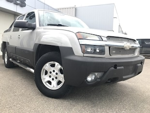 2004 Chevrolet Avalanche BASE**AS TRADED SPECIAL** Truck Crew Cab