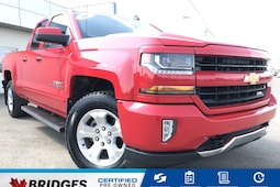 2017 Chevrolet Silverado 1500 LT**Priced right** Truck Double Cab