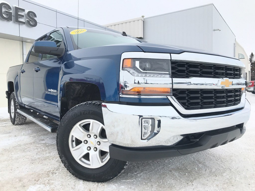 2016 Chevrolet Silverado 1500 LT**ONE OWNER | SUPER CLEAN TRUCK** Crew Cab Pickup