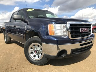 2010 GMC Sierra 1500 SLE**AS TRADED SPECIAL** Crew Cab Pickup