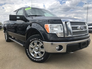 2010 Ford F-150 Lariat**AS TRADED** Crew Cab Pickup