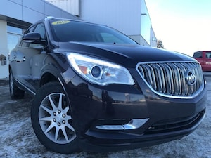 2015 Buick Enclave Leather**DVD | Leather | Remote start | Backup cam