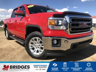 2015 GMC Sierra 1500 SLE**One Owner very clean truck** Crew Cab Pickup